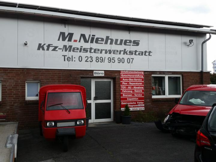 Smart-Repair Werne
